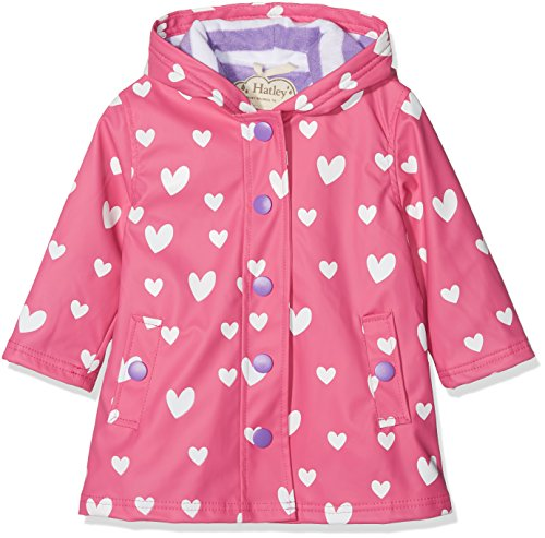 Hatley Girls Splash Rain Jacket