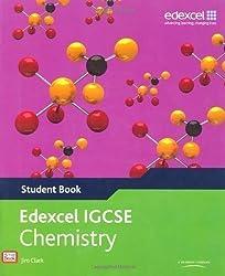 Edexcel IGCSE Chemistry (Student Book) (Edexcel International GCSE) by Clark, Jim 1st (first) Edition (2009)