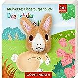 Das ist der kleine Hase!: Mein erstes Fingerpuppenbuch