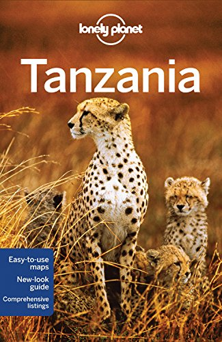 Tanzania 6 (inglés) (Country Regional Guides)