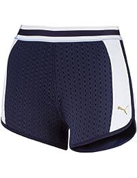 Puma Pantaloncini Donna: Abbigliamento Amazon.it