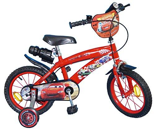 Pik&Roll Toims Cars Vélo Enfant 14' - 3/5 ans