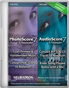 Neuratron Bundle Photoscore / Audioscore Ultimate 7