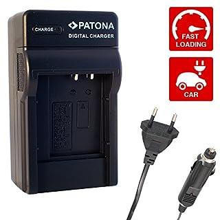 PATONA 4055655040419–3EN1Ladegerät Comp. BCM13E DMW-BCM13Für Panasonic Lumix DMC-FT5DMC-TS5-TZ37TZ40TZ41ZS30