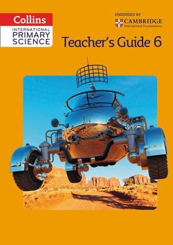 Collins International Primary Science - International Primary Science Teacher's Guide Stage 6 by Karen Morrison (2014-10-27)
