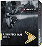 Best Fly Lines - Greys Platinum Stealth Fly Line Weight Forward 6 Review
