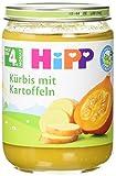 Hipp Kürbis mit Kartoffeln, 6er Pack (6 x 190g)