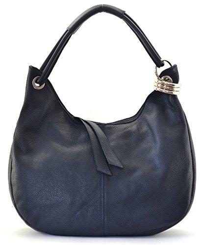 OH MY BAG Sac à Main femme cuir porté main et épaule Modèle Samoa - nouvelle collection 2018