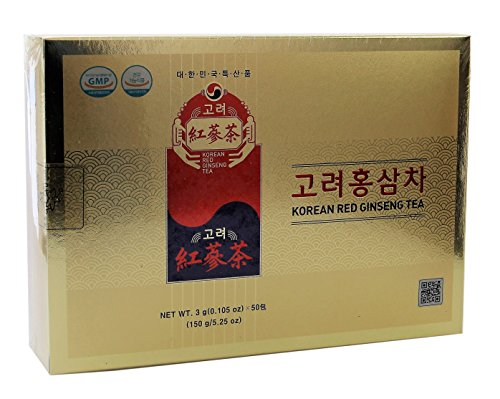 GMF- Korean red ginseng Tea 50 x 3g