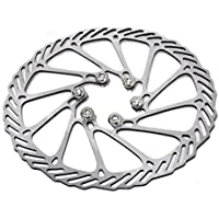 Cycling Bicycle Bike Brake Disc Rotors /160mm/180mm With Bolts (180mm)