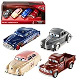 Disney Pixar Cars 3 - Racing Legends 4 Pack