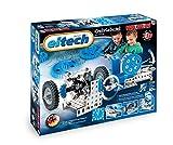 EITECH – 00007 Metallbaukasten - Getriebeset, 250-teilig