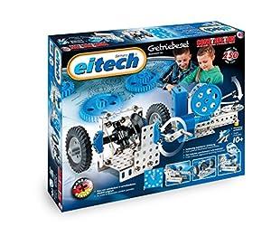 Eitech - Juego de construcción, 250 piezas (2042526)