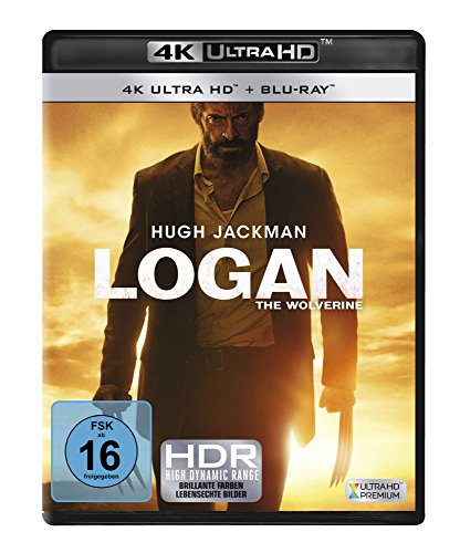 Logan – The Wolverine [Blu-ray]