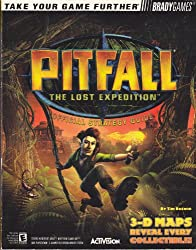 Pitfall®: The Lost Expedition? Official Strategy Guide
