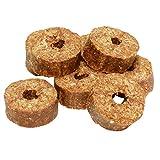 Hundeleckerlies mit Cerealien und Straußenfleisch hundefutter sind ideal für zwischendurch oder als Belohnung auf dem Hundeplatz Agility Weich auch fü Welpen geeignet