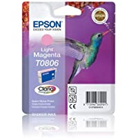 Epson Stylus Photo PX650 Light Magenta Original Ink Cartridge