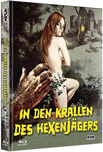 Einfache Bauern Kostüm - In den Krallen des Hexenjägers - uncut (Blu-Ray+DVD) auf 333 limitiertes Mediabook Cover B [Limited Collector's Edition]
