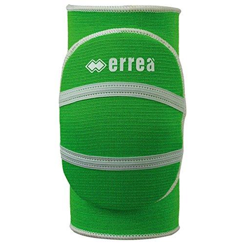 ATENA Knieschoner-Set (1 Paar) · KINDER Knieschützer mit Ergonomie-Bandage (2 Stück) Farbe neongrün, Größe XS (Fox Junioren)