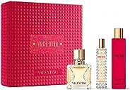 Valentino Voce Viva Eau De Parfum, Mini and Body Lotion Set, 165 ml - Pack of 1