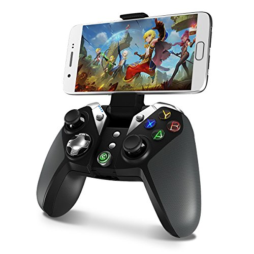 GameSir G4 Bluetooth Gamepad Android Gamecontroller Game Controller Joystick für Android Smartphone...