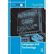 Language and Technology (Intertext) by Angela Goddard (6-May-2011) Paperback