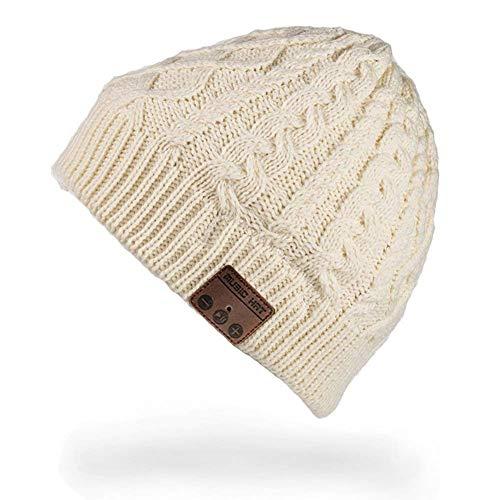 Bluetooth Sombrero, Jtong Música Beanie inalámbrico