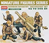 Picture Of Academy 1/35 WWII German Infantry Destroyers # 1370