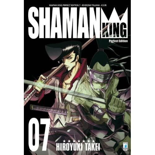 Shaman King. Perfect Edition: 7