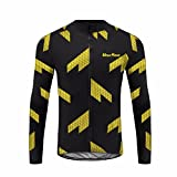 UGLYFROG #17 Radsport Trikots Lange Ärmel Sport & Freizeit Shirts Winter Style