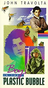 The Boy in the Plastic Bubble [VHS]