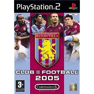 Club Football: Aston Villa 2005 (PS2)