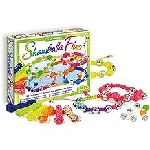 SentoSphere - Kit para hacer pulseras Shamballa Fluo (075832)