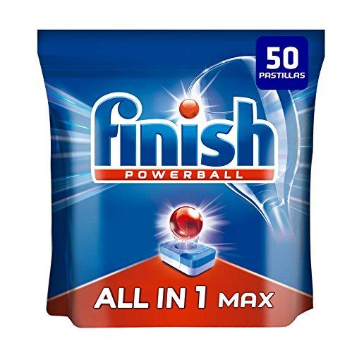 Finish Todo 1 Max Regular Pastillas Lavavajillas -