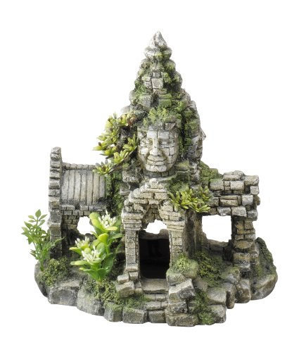 Europet Bernina 234-105375 Decor Angkor Wat 24 x 16.7 x 24.5 cm