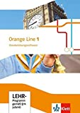 Orange Line 1: Vokabel�bungssoftware Klasse 5 (Orange Line. Ausgabe ab 2014) medium image