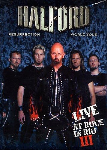 Halford - Live At Rock In Rio #03 - Dvd(+CD)