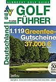 Albrecht Golf Führer Deutschland 18/19