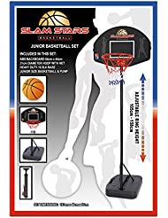 Slam Stars basketball conjunto -,105 158 cm negro unisex infantil