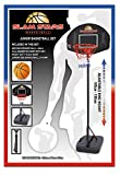 Slam Stars Set Junior de basket-ball Noir 105-158 cm