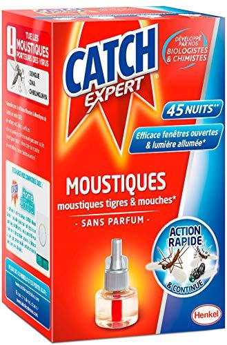 CATCH Recharge Diffuseur Electrique Anti-moustiques...