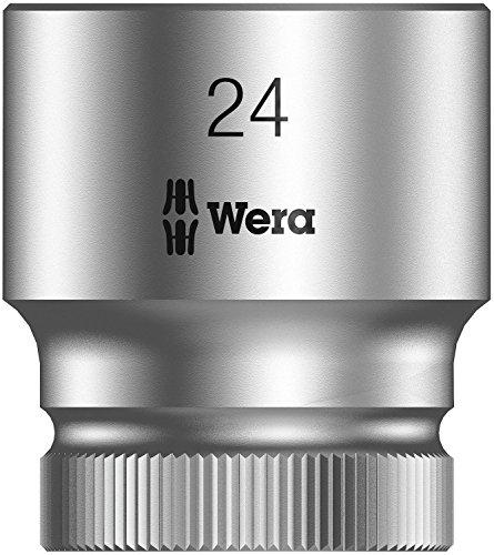 Wera 8790 HMC Zyklop-Steckschlüsseleinsatz mit 1/2 Zoll-Antrieb, 24.0 mm, 05003614001