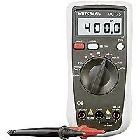 VOLTCRAFT Hand-Multimeter digital VC175 Kalibriert nach: Werksstandard (ohne Zertifikat) CAT III 600