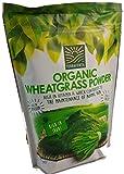Organic Wheat grass Powder by Terrafertil 567g Big Value pack by Terrafertil