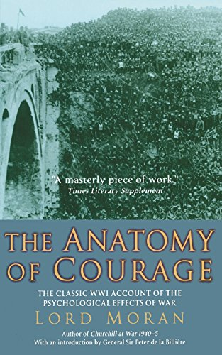 the affect of courage as a The consequences of moral courage by joe cavanaugh a parent wrote me: my 11th-grade son's friend is drinking i don't know whether i should tell the parents because they're just as likely to tell me to mind my own business as they are to thank me.