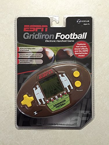 ESPN Handheld Football Game (Espn Football)