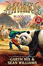 Spirit Animals: Book 3: Blood Ties by Garth Nix (2014-03-25)