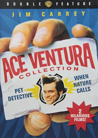 Ace Ventura 1 & 2 [Import USA Zone 1]