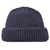 Modas Bonnet de marin - Court, Couleur:bleu marine