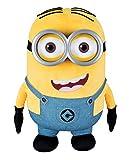 MTW Toys 20321 - Jumboplüsch Minion Dave, mit Licht und Sound, 40 cm